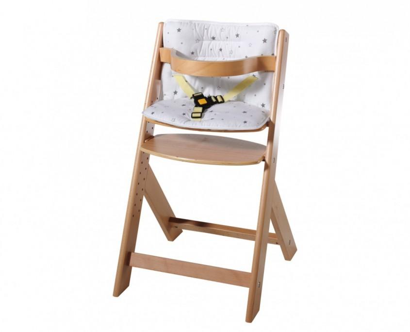 schardt gmbh co kg hochstuhl domino natur. Black Bedroom Furniture Sets. Home Design Ideas