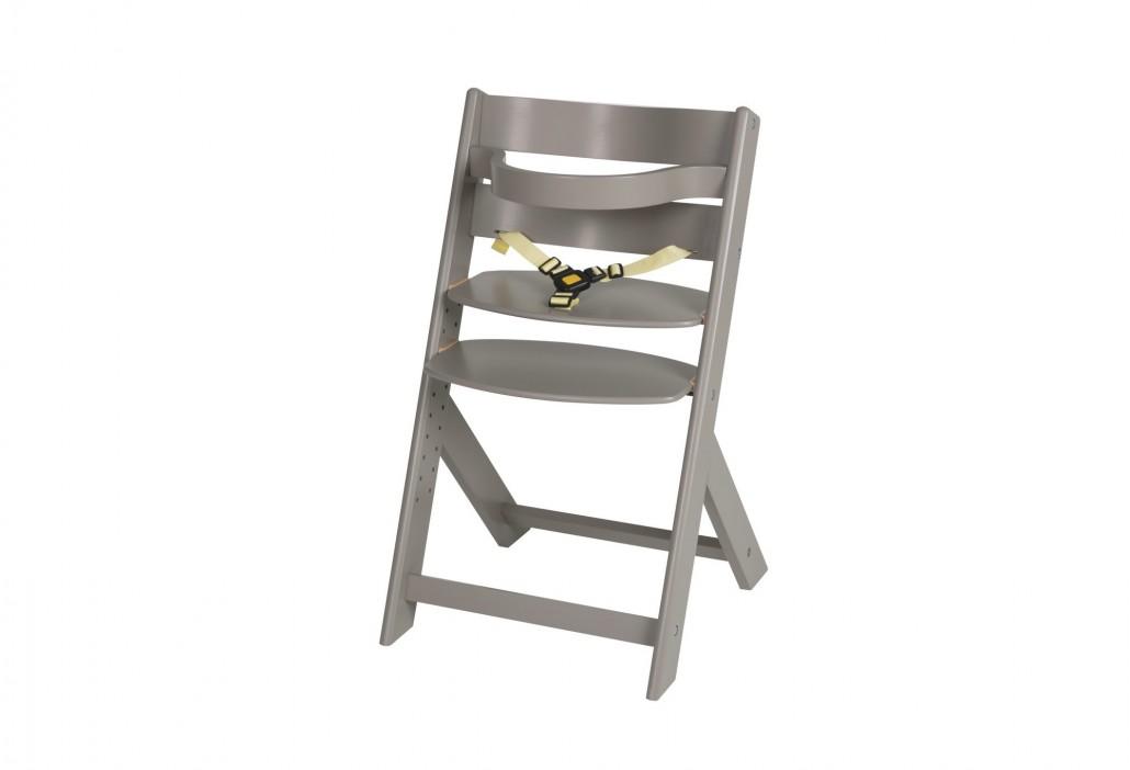 schardt gmbh co kg hochstuhl domino nordic grey. Black Bedroom Furniture Sets. Home Design Ideas