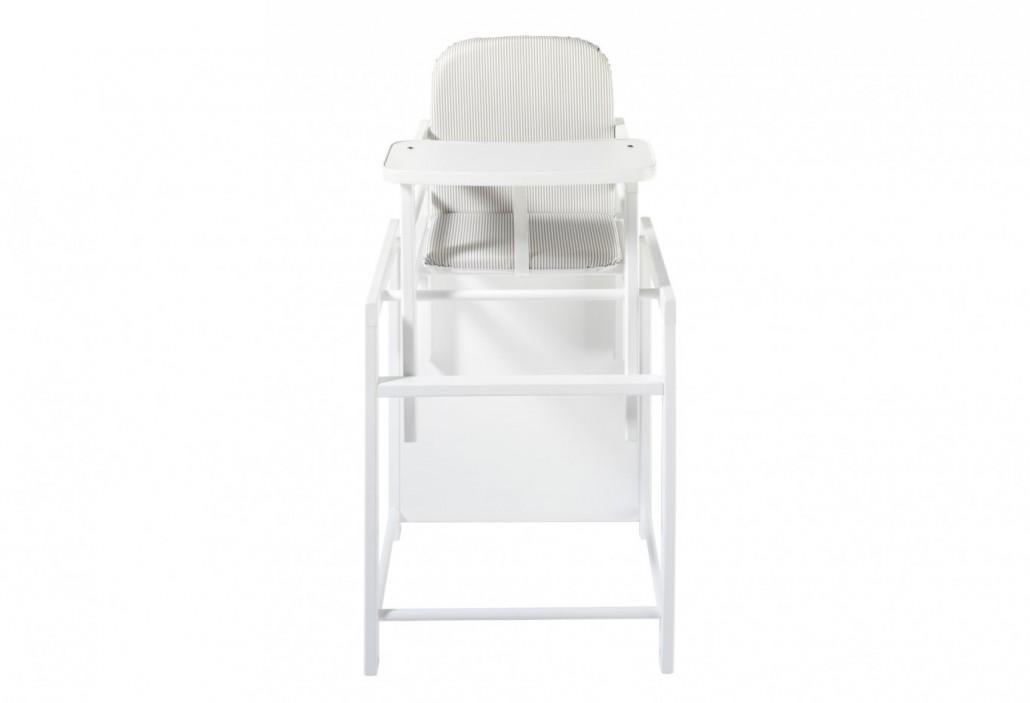 schardt gmbh co kg kombi hochstuhl x tra ii wei. Black Bedroom Furniture Sets. Home Design Ideas