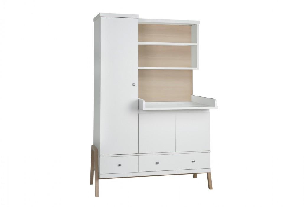 schardt gmbh co kg kinderzimmer holly nature mit schrank wickelkommoden kombination. Black Bedroom Furniture Sets. Home Design Ideas