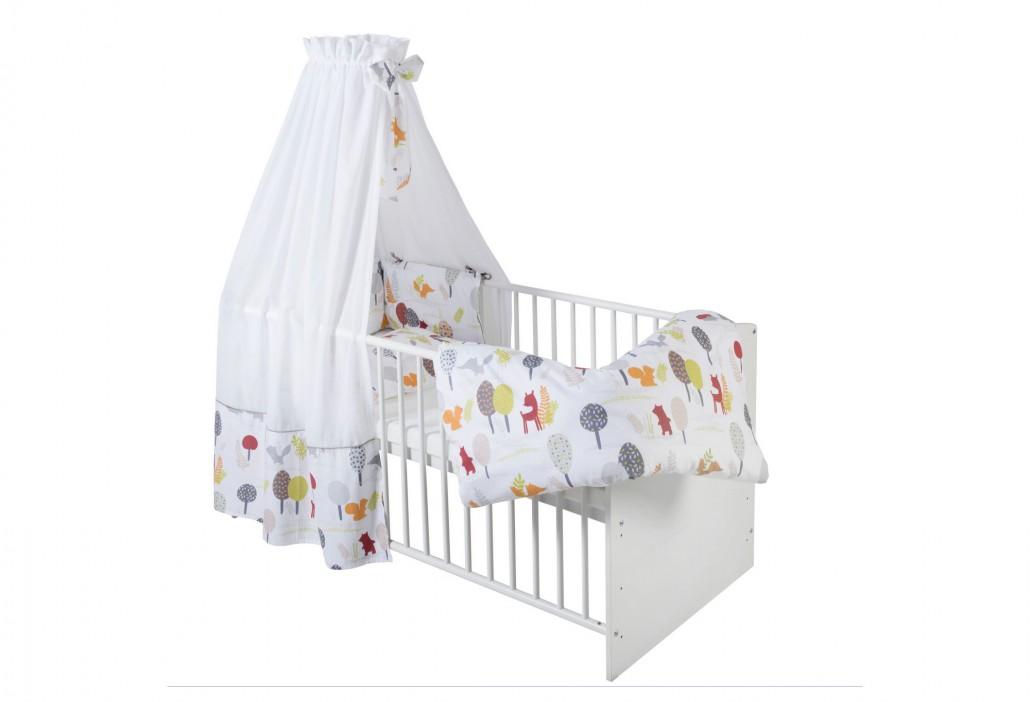 schardt gmbh co kg set de lit animaux des bois. Black Bedroom Furniture Sets. Home Design Ideas