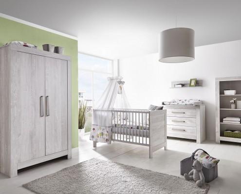 Kinderzimmer Nordic Cascina