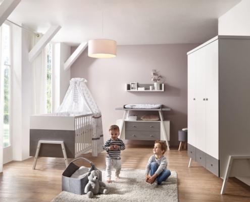 Kinderzimmer Holly Grey