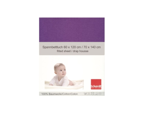Fitted sheet pack of 1