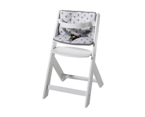Hochstuhl Domino mit Sitzkissen und ohne Spielbrett