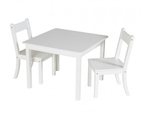 Sitzgruppe Bueno weiss_Tisch und 2 Stuehle 2000x1365