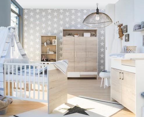 Kinderzimmer Clou Oak