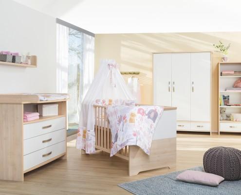 Kinderzimmer Honey