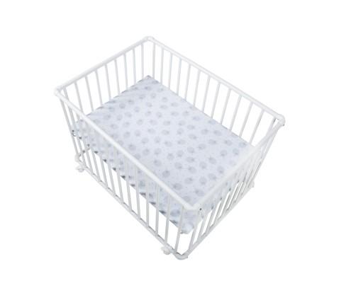 schardt gmbh co kg laufgitter basic 75 100 cm wei. Black Bedroom Furniture Sets. Home Design Ideas