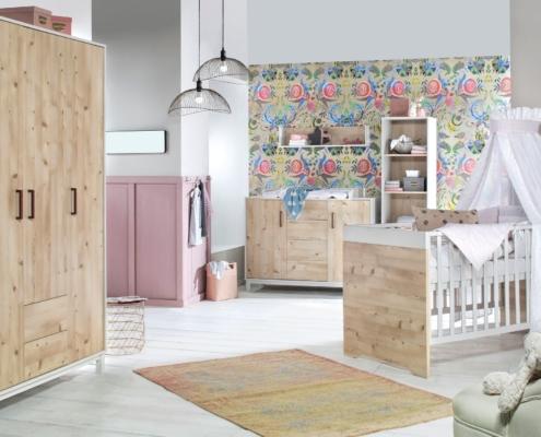 Kinderzimmer Timber Pinie